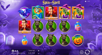 Spin slots online for fun